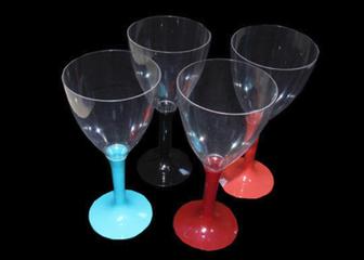 Pahar plastic cristal