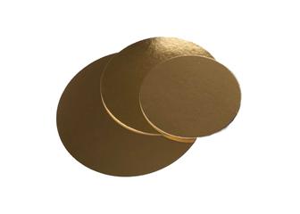 Discuri aurii-argintii